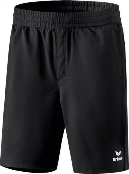 erima Premium One 2.0 Herren Shorts Polyeser Sport schwarz NEU - Bild 1