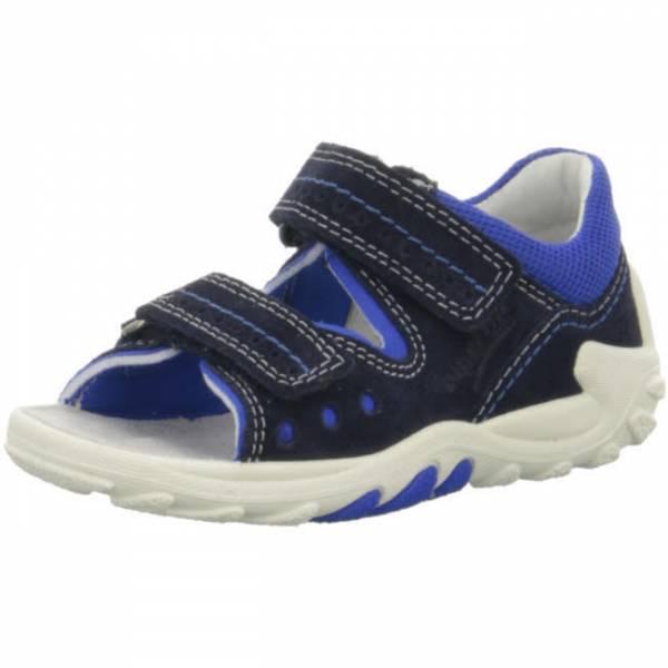 superfit Sandalette Jungen Klettverschluss Sandalen Outdoor Freizeit blau NEU - Bild 1