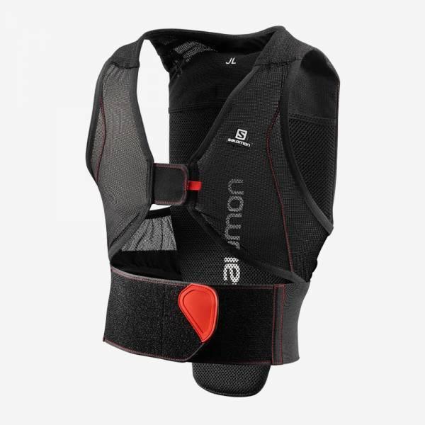 Salomon Flexcell Junior Protektor Rückenprotektor Sicherheitsweste Kids Vest NEU - Bild 1