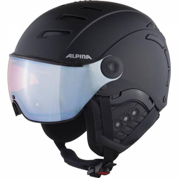 Alpina Jump 2.0 QVM Herren Skihelm Snowboardhelm Wintersport Helmet NEU - Bild 1