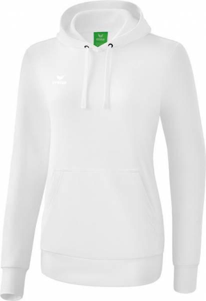 Erima Kapuzensweat Pullover Freizeit sportlich modisch Damen weiß NEU - Bild 1