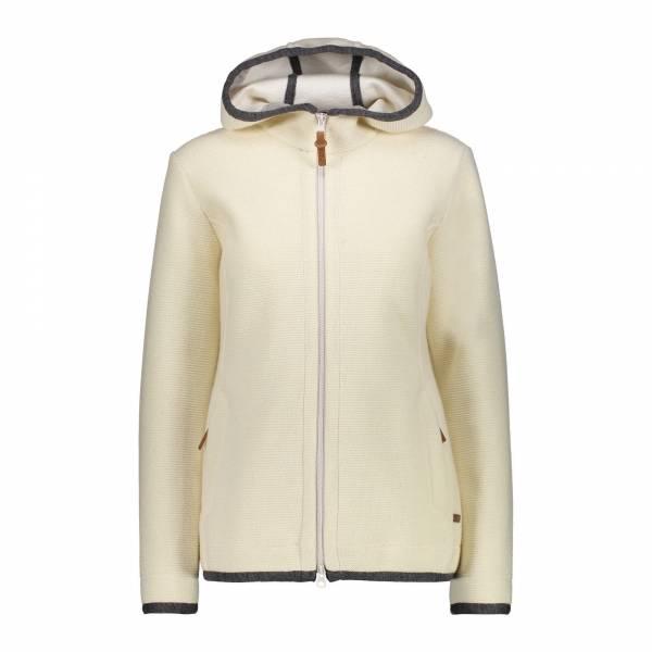Campagnolo Damen Jacket Fix Hood Strickjacke Freizeitjacke Outdoorjacke NEU