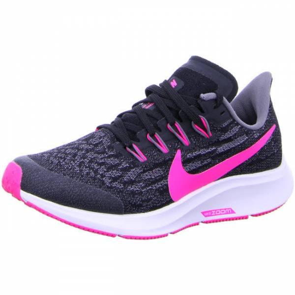 NIKE Air Zoom Pegasus 36 Mädchen Sneaker Turnschuhe Outdoor Freizeit pink NEU - Bild 1