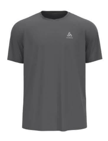 Odlo Cardada Neck T-Shirt  Funktionsshirt Outdoor Sport Herren grau NEU