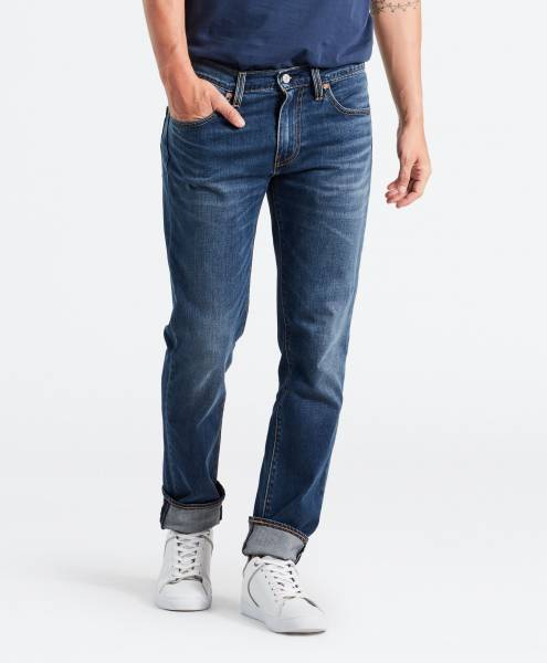 Levi´s 511 Headed South 511-3406 Herren Slim Jeans Hose schmal blau NEU - Bild 1