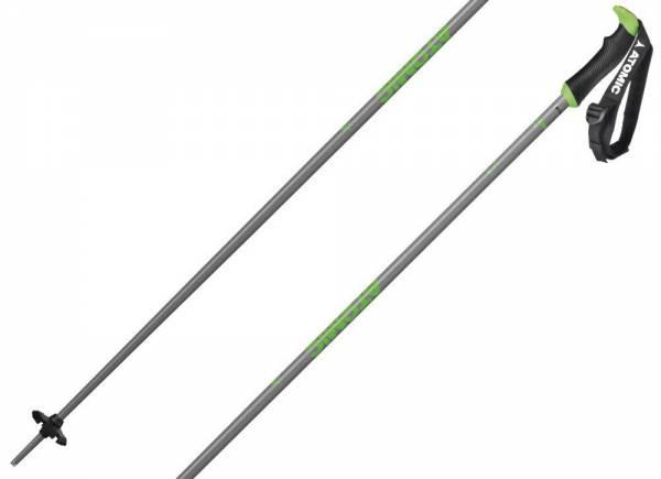 Atomic AMT SQS Skistöcke Skistock 19/20 grey/green 1 Paar NEU