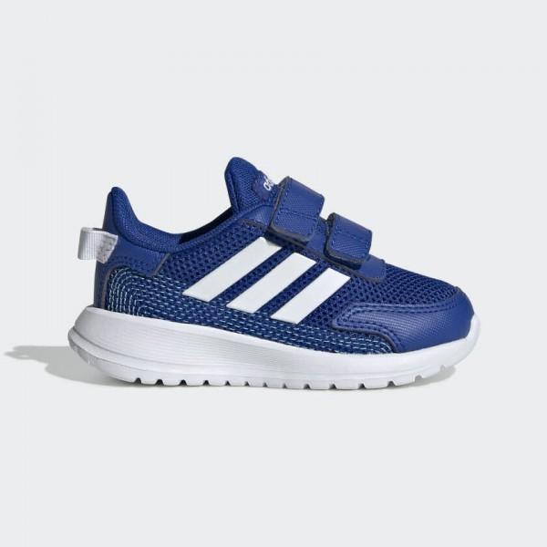 Adidas Tensaur Run 1 Laufschuhe Kinder Wandern Fitness Jungen blau NEU - Bild 1