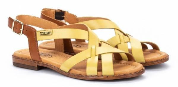 Pikolinos Sandale Algar Damensandale flacher Absatz Sandalette elegant NEU