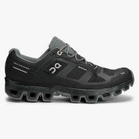 ON Cloudventure Waterproof Herren Joggingschuhe Laufschuhe wasserdicht black/graphit NEU