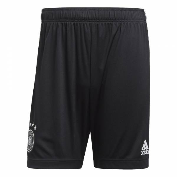 adidas DFB Heimshorts Herren Trainingshose Short kurz Fussball black NEU - Bild 1
