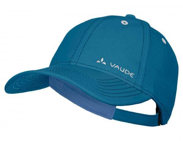 Vaude Softshell Cap Unisex Mütze Kappe Wanderkappe Trekking Freizeit blue NEU