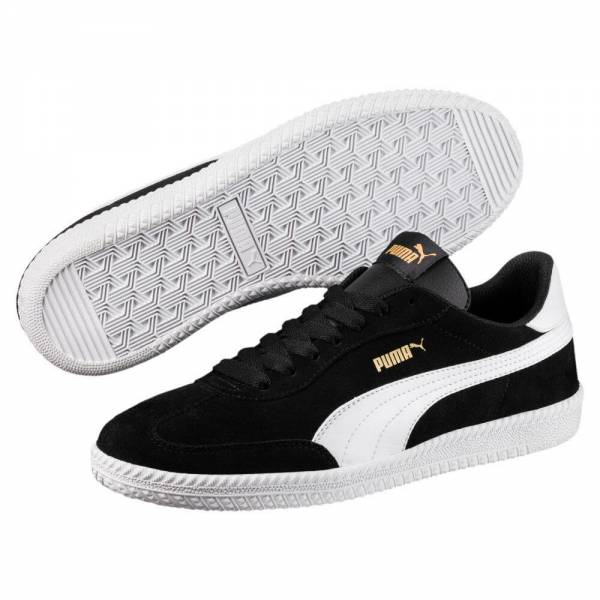 Puma Astro Cup Sneaker Herren Freizeitschuhe Sport Running black/white NEU - Bild 1