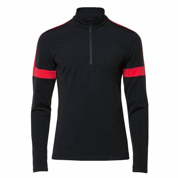 8848 Dino ½  Zip Herren Skirolli Wintersport Skisport Rolli Sweatshirt black NEU