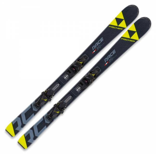Fischer RC4 RACE JR SLR 19/20 Junior Rocker Alpin Ski Carving Schiset Kinderski NEU
