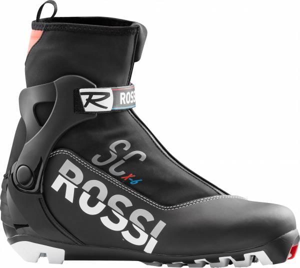 Rossignol X-6 SC Herren Combischuh Classic/Skating schwarz NEU