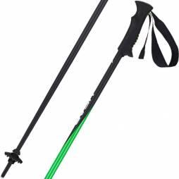Head Pro Green Unisex Skistöcke OnPiste Black/Neongreen Alpine 1 Paar NEU