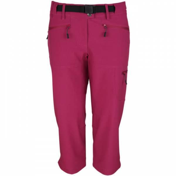 High Colorado Monte Damen Trekkinghose 3/4 Hose Outdoor pink NEU