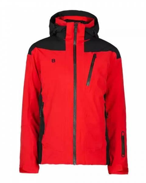 8848 Arosa Jacket Herren Skijacke Snowboardjacke Wintersport Outdoor red NEU - Bild 1