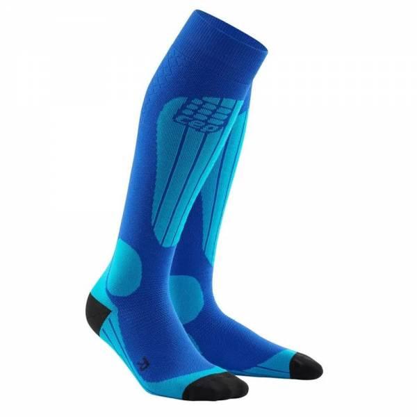 CEP Ski Thermo Socks Herren Sportsocken Skisocken Wintersocken Outdoor blau NEU