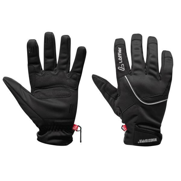 Löffler Tour Gloves WS Warm Unisex Handschuhe Wintersport Outdoor black NEU