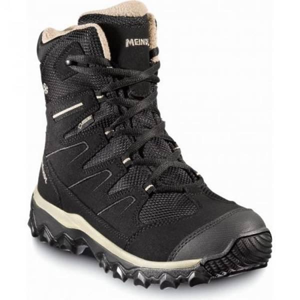Meindl Calgary Lady GTX  Damen Winterstiefel Canadian Boots schwarz NEU