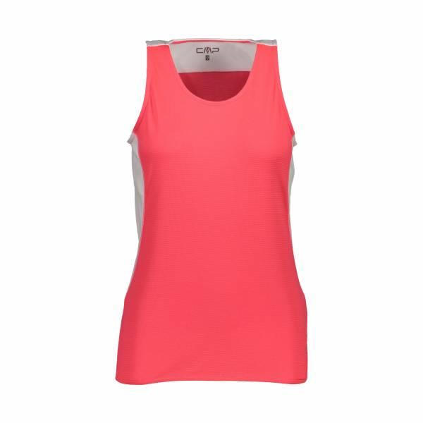CMP Funktionsshirt Ärmellos Atmungsaktiv Outdoor sportlich Damen pink NEU - Bild 1