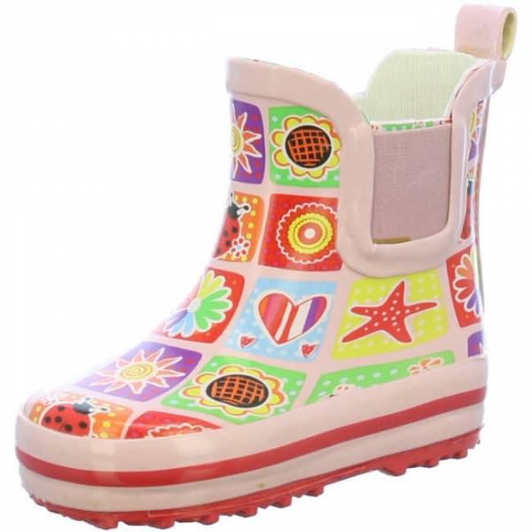 BECK Memory Gummistiefel Mädchen Regenstiefel waterproof Outdoor Rosa NEU - Bild 1