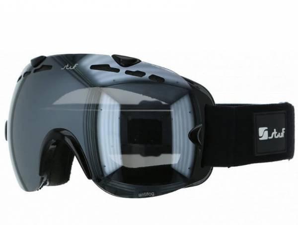 Stuf Ryder Herren Skibrille Snowboardbrille Wintersport Alpin Goggle black NEU