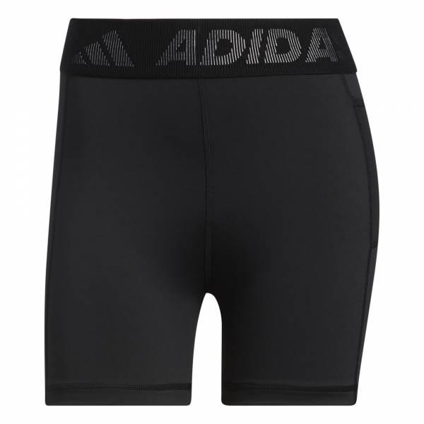 adidas Techfit Badge of Sport kurze Tight Sport Fitness Damen schwarz NEU - Bild 1