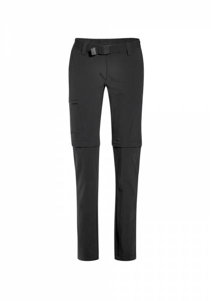 Maier Sports Wanderhose Inara Slim Zip Damen Funktion Outdoor Freizeit black NEU - Bild 1