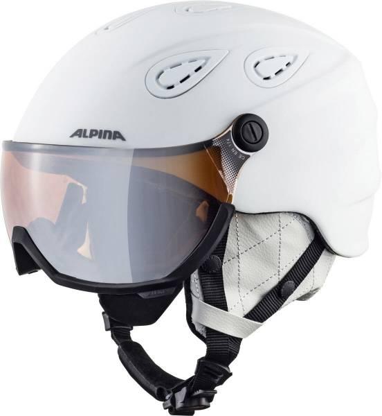 Alpina Grap Visor 2.0 HM Damen Skihelm Snowboardhelm Wintersport Helmet NEU