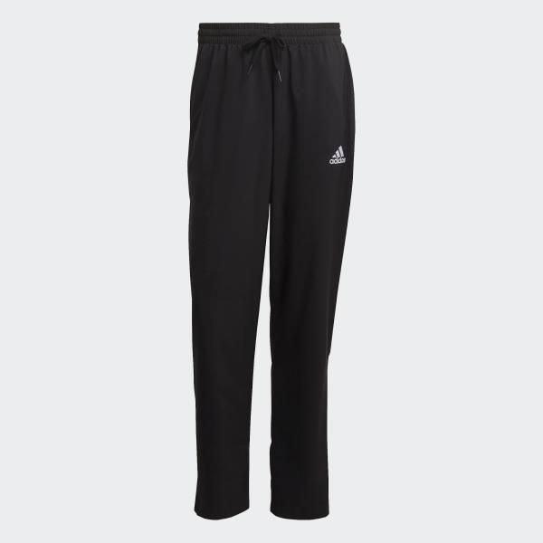adidas Essentials Stanford Jogginghose Freizeit Sport Herren schwarz NEU - Bild 1