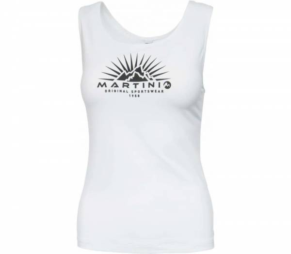 Martini Sunshine Shirt Damen Top Freizeit Training Fitness white NEU