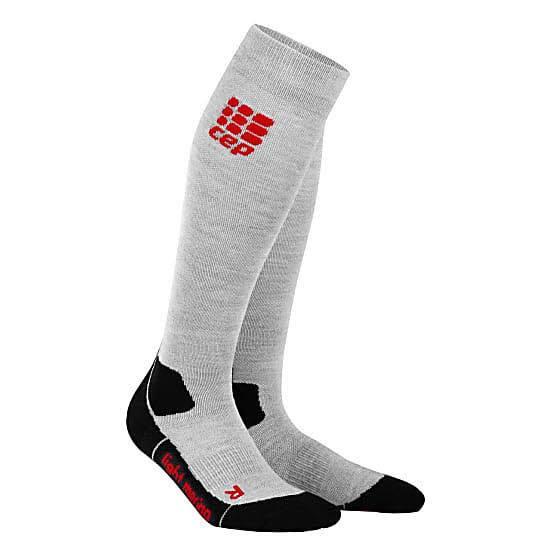 cep Outdoor Light Merino Socks Herren Funktionssocken Kompression grau NEU