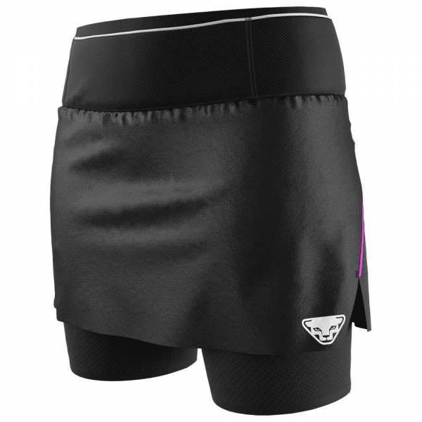 Dynafit DNA Ultra W 2in1 Skirt Damen Outdoorrock Sportrock Sportswear black NEU