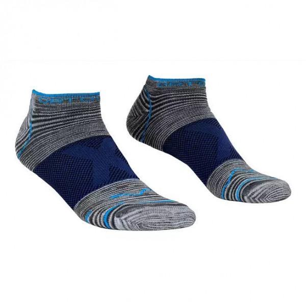 Ortovox HE Alpinist Low Socks M Herren Socken Merino Wolle blau NEU