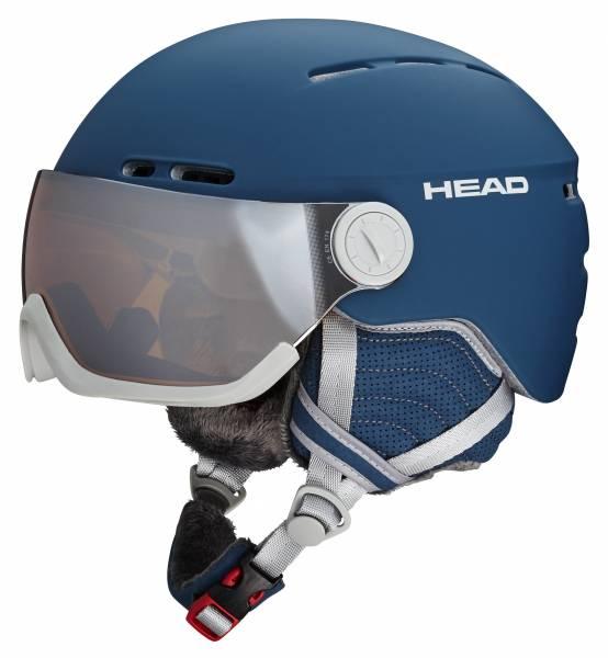 Head Skihelm Snowboardhelm mit Visier NEU