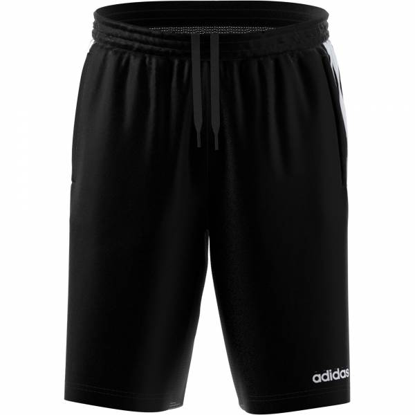 Adidas D2M Climacool 3-Streifen Shorts Fitness Training Sommer Herren schwarz NEU - Bild 1