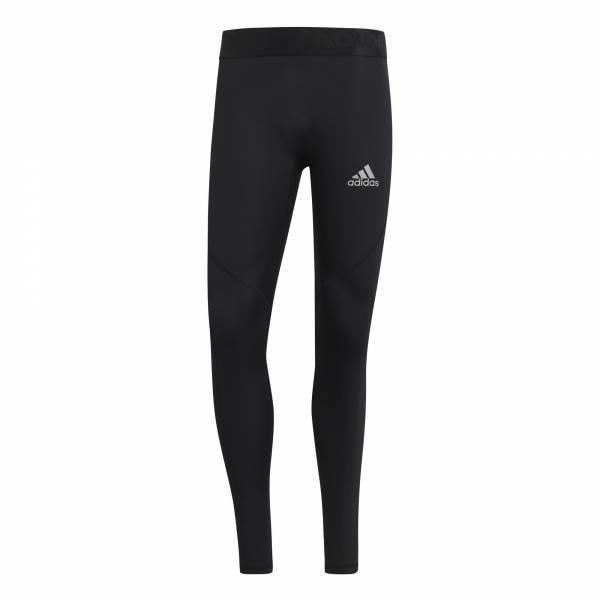 adidas ASK SPRT LT Herren Fußball-Tight Trainingshose Fussballhose black NEU - Bild 1