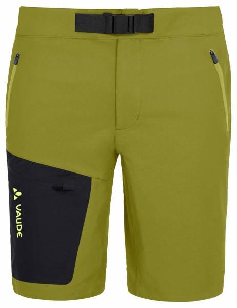Vaude Men´s Badile Shorts Herren Wanderhose Trekkinghose Softshellhose green NEU - Bild 1