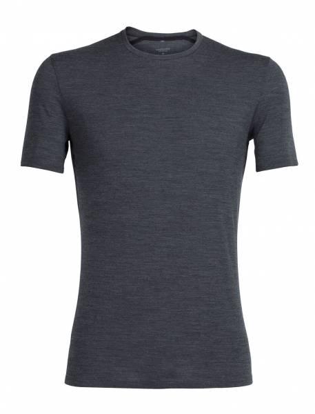 Icebreaker Anatomica SS Crewe Herren Merino T-Shirt schwarz NEU - Bild 1