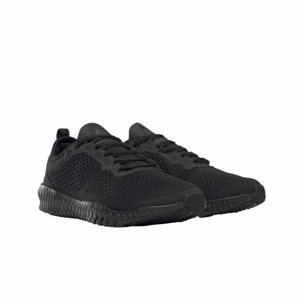 Reebok Flexagon Damen Sneaker sportlich Freizeitschuhe schwarz NEU - Bild 1
