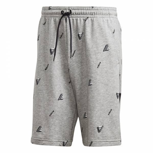 adidas Must Haves Sport Shorts Herren kurze Hose Training grey NEU - Bild 1