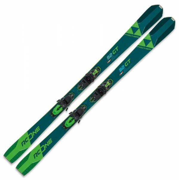 Fischer RC ONE 82 GT 19/20 Allmountain Carver Carving Skiset Alpin Schi NEU
