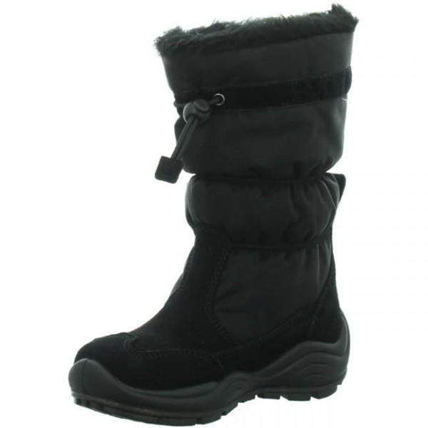 Longo Winterstiefel Mädchen Outdoor Stiefeletten Boots schwarz NEU - Bild 1