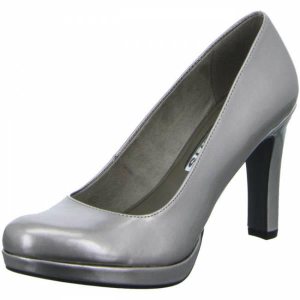 Tamaris High Heels Pumps Damen Business Lifestyle silber NEU