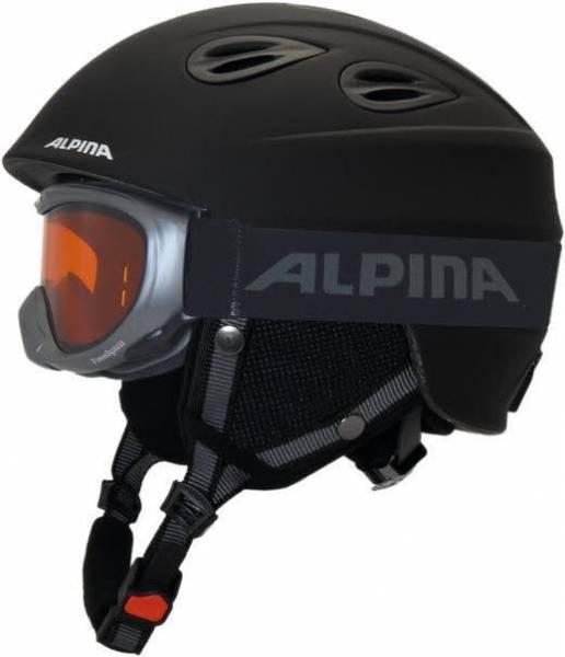 Alpina Junta 2.0 SET Skihelm-Set Snowboardhelm Wintersport NEU