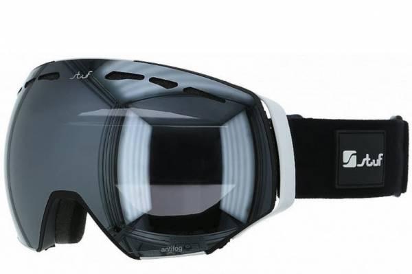Stuf Prospect Herren Skibrille Snowboardbrille Wintersport Goggle black NEU