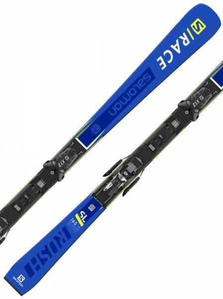 Salomon S/Race Rush SL + X12 TL 18/19 Alpin Skiset NEU