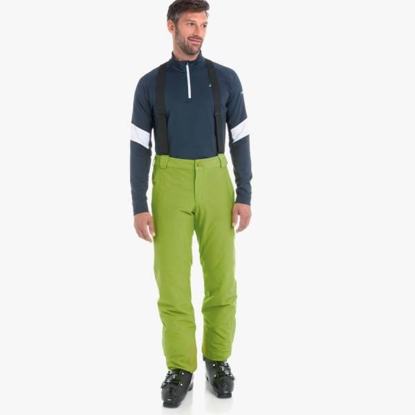 Schöffel Ski Pants Bern 1 Herren Skihose Wintersport Outdoor grün NEU - Bild 1